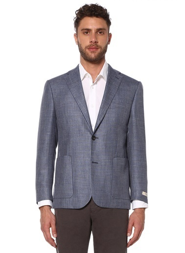 Beymen Collection Blazer Ceket Gri